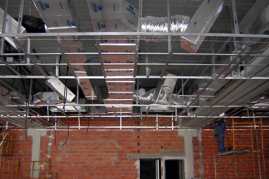Instalaci 211 N Conductos Chapa Galvanizada Valencia